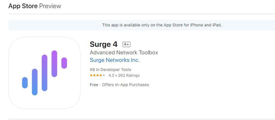 iOS - Surge 使用教程,苹果手机客户端Surge 使用教程,Surge 图文配置教程